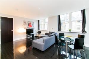 Liverpool Street Residences - Spitalfields