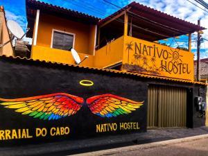 Хостел Nativo Hostel, Арраял-ду-Кабу