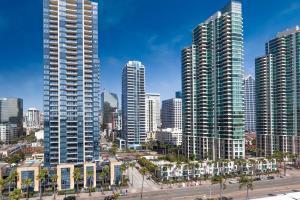 Wyndham San Diego Bayside, Hotels  San Diego - big - 69