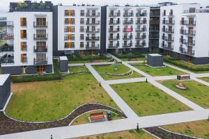 P&O Serviced Apartments Airport Okecie Wagonowa
