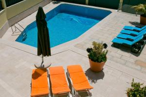 obrázek - Sunset Villa (Private Pool & Sea View) Close to city center, Ideal for families