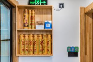 Cihang Chan Apartment, Ferienwohnungen  Zhoushan - big - 15