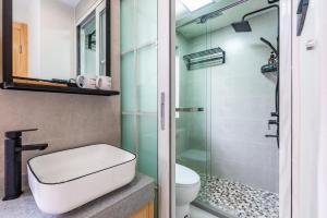 Cihang Chan Apartment, Ferienwohnungen  Zhoushan - big - 17