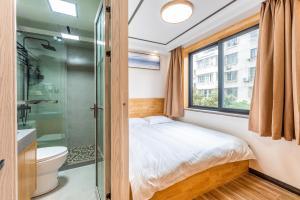 Cihang Chan Apartment, Ferienwohnungen  Zhoushan - big - 24