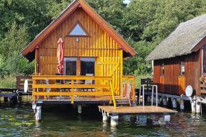 Boat house Güstrow - DMS01080-F - Gremmelin