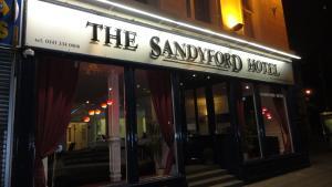Sandyford Hotel - Glasgow