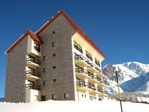 Accommodation in Las Leñas