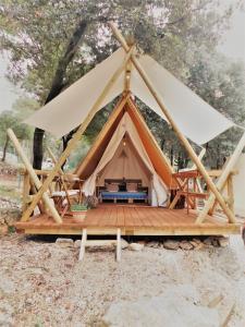 Glamping tent Bura, 52210 Rovinj