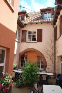 Kleiber, Hotel  Saint-Jean-Saverne - big - 38