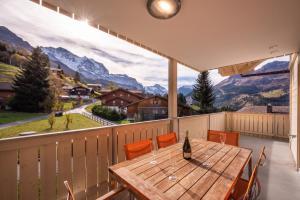 Chalet Brunner 4 - Hotel - Wengen