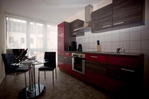 Apartments Hotel Petersburg, Appartamenti  Düsseldorf - big - 6