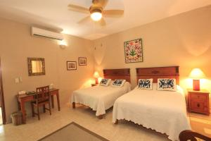 Casa Quetzal Boutique Hotel, Hotels  Valladolid - big - 74