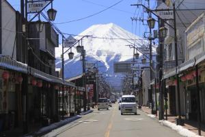 SAMURAI Guest House, Vendégházak  Fudzsijosida - big - 13