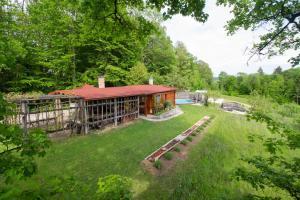 Log cabin Silec