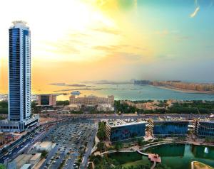 Tamani Marina Hotel & Apartments, Дубай