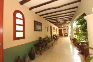 Casa Quetzal Boutique Hotel, Hotels  Valladolid - big - 39