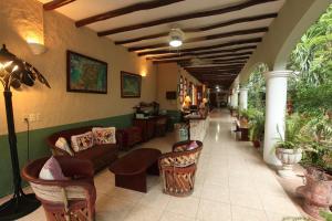 Casa Quetzal Boutique Hotel, Hotels  Valladolid - big - 1