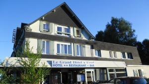 . Le Grand Hôtel à Ussel