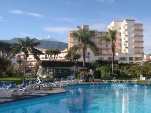 Hotel Miramar, Puerto De La Cruz  - Tenerife