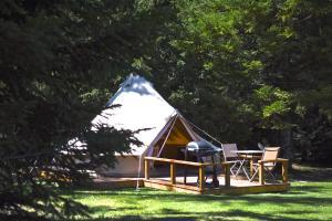 Location gîte, chambres d'hotes Glamping at Camping La Source dans le département Hautes alpes 5