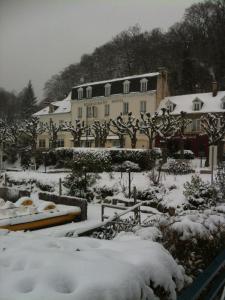 Logis Hotel Beaudon, Hotely  Pierrefonds - big - 27