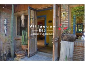 Villaguay B&B - Accommodation - Casas de Chacabuco