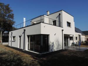 Jolie maison d'architecte