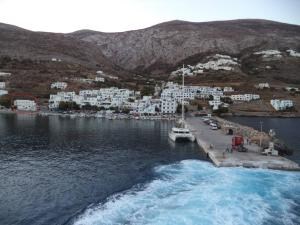 LARINΑKI'S STUDIO No1 Amorgos Greece