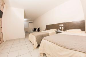 Hotel Central Caruaru, Отели  Caruaru - big - 26