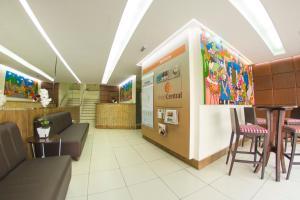 Hotel Central Caruaru, Отели  Caruaru - big - 27