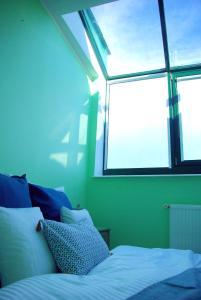 Apartament z widokiem na latarnię