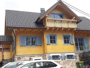 obrázek - Alpine Cottage