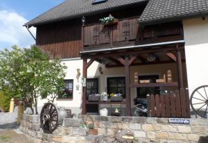 Ferienwohnung am Schloss Lauenstein im Erzgebirge - Lauenstein