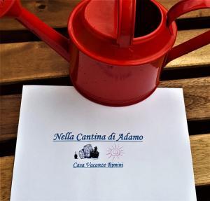 nella Cantina di Adamo - AbcAlberghi.com