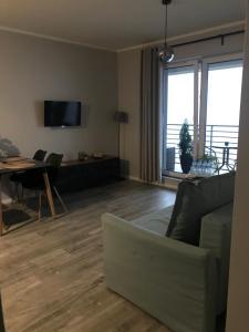 Apartament przy Aquaparku w Redzie