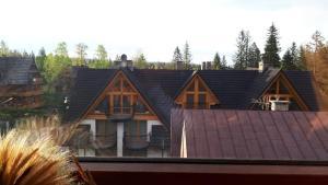 Dom na borach pokoj dwuosobowy