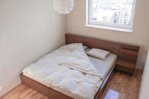 Biały Żagiel - apartament w pobliżu molo w Brzeźnie