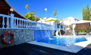 obrázek - La Cala De Mijas Villa Sleeps 8 Pool Air Con WiFi