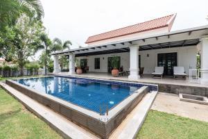 3 Bedroom Pool Villa In Banyan Residence 3B97 - Ban Khao Takiap
