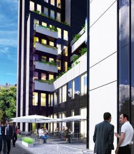 Black Pearl De Luxe Apartment View Kaskada