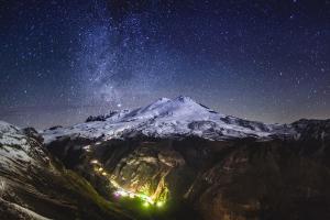 Mount Elbrus, Приэльбрусье