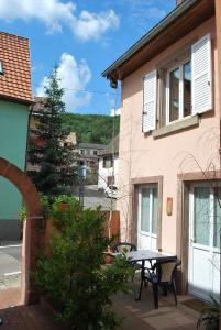 Kleiber, Hotel  Saint-Jean-Saverne - big - 33