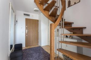 Apartament 2poziomowy z windą