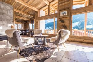Location gîte, chambres d'hotes Chalet Rifugio Le Grand Bornand. dans le département Haute Savoie 74