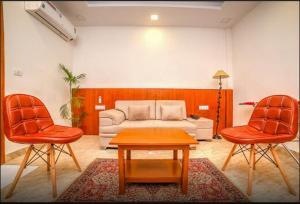 Grand Oyster Service Apartments, Апарт-отели  Гургаон - big - 20