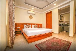 Grand Oyster Service Apartments, Апарт-отели  Гургаон - big - 19