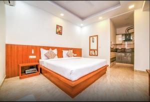 Grand Oyster Service Apartments, Апарт-отели  Гургаон - big - 12