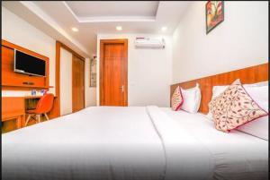 Grand Oyster Service Apartments, Апарт-отели  Гургаон - big - 11
