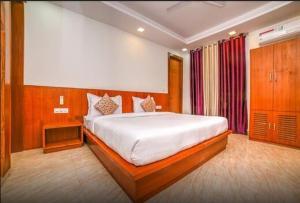 Grand Oyster Service Apartments, Апарт-отели  Гургаон - big - 22