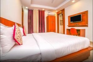Grand Oyster Service Apartments, Апарт-отели  Гургаон - big - 4